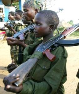 Child Soldiers in the DRC