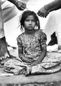 Child Prostitute in India