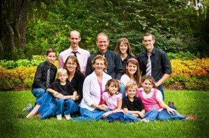 Muldrow Family