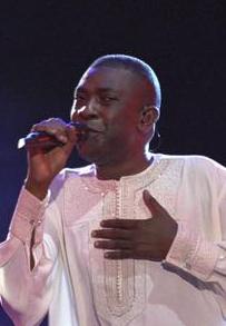Youssou N'Dour Sept 2004