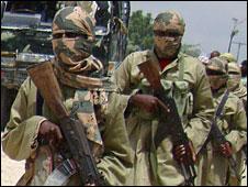 Somali Al-Shabaab - Credit BBC